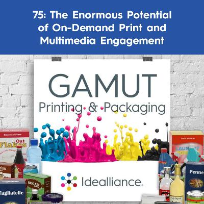 75: The Enormous Potential of On-Demand Print and Multimedia Engagement
