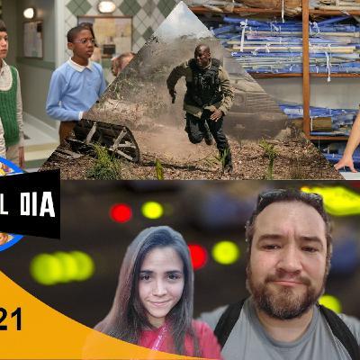 Fitur 2021 | Ponte al día 454 (20/45/21)