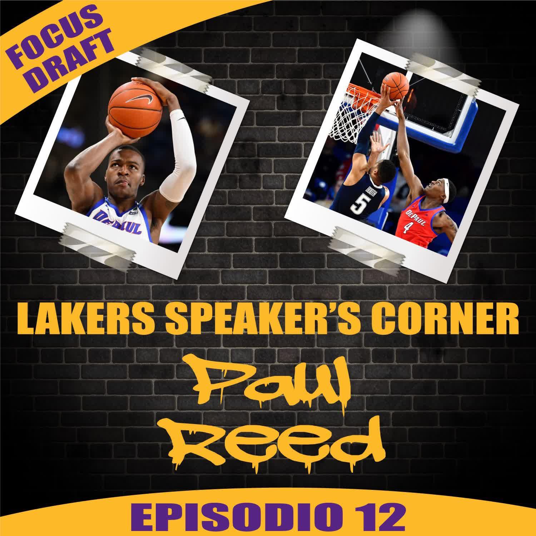 LSC Focus Draft 12: Paul Reed