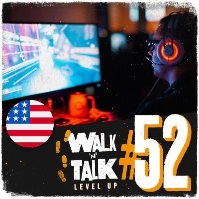 Walk 'n' Talk Level Up #52 - Training for battle