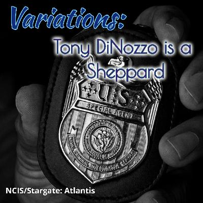 Variations: Tony DiNozzo is a Sheppard