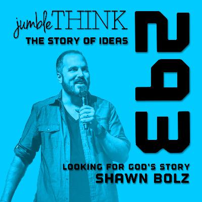 Looking for God's Story with Shawn Bolz