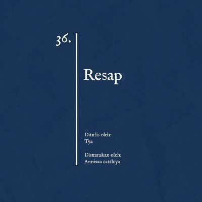 36. Resap