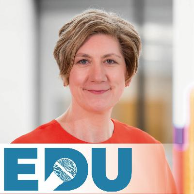 """Inger Paus (Vodafone Stiftung) – """"Bildung spielt bei der Digitalisierung die Hauptrolle"""""""
