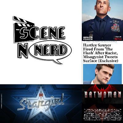 GVN Presents: Scene N Nerd - Spaceforce and Stargirl
