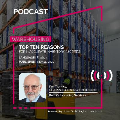 72. Top Ten Reasons for Inaccurate Inventory Records