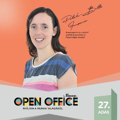 """27. """"Van egy perced?""""...avagy a munkahelyi megszakítás művészete   Open Office Podcast"""