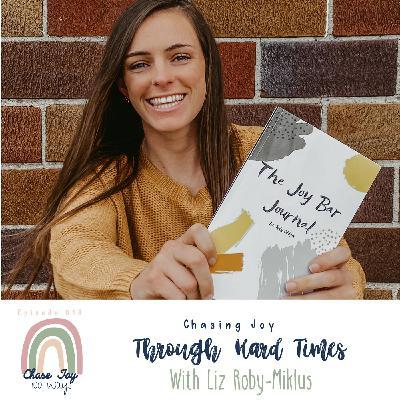 Chase Joy through Hard Times with Liz Roby-Miklus