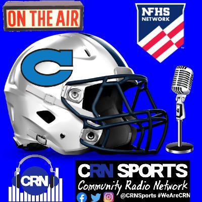Continuation of Harnett Central Trojans vs Clayton Comets #NCHSAA Varsity Football from Angier, NC! #WeAreCRN #cometsALLin