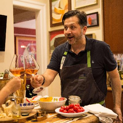 Anthony Giglio on How To Judge A Wine In 3 Sips - #015