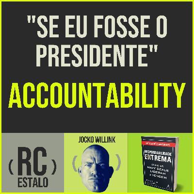 ESTALO | Se eu fosse o presidente, Jocko Willink