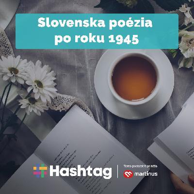 #Literatúra - Slovenska poézia po roku 1945