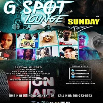 The G Spot Lounge Radio Show Episode 50