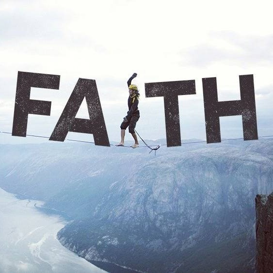 Spiritual Gift of Faith, Chuck Martin