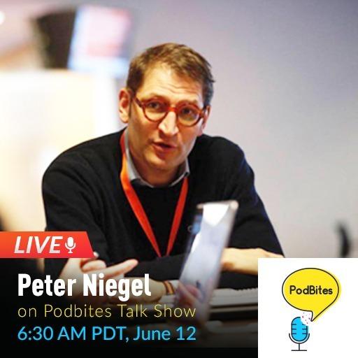 #Podbites live interview - Peter Niegel