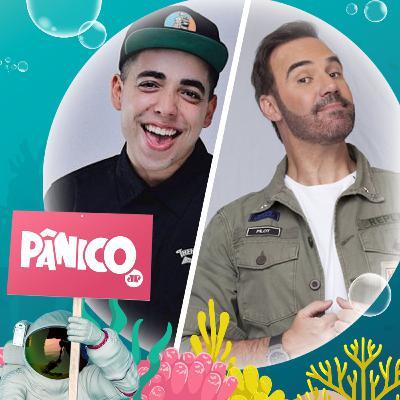 PÂNICO - AO VIVO - 24/11/20 - Diogo Portugal e Lucas Selfie