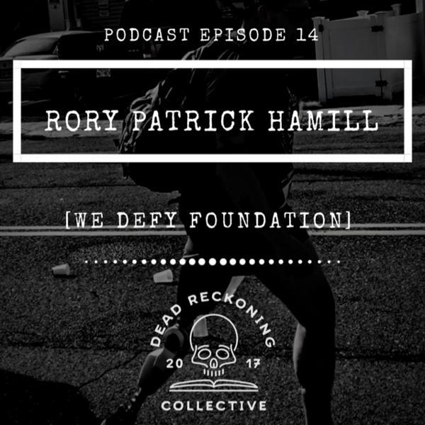 DRC14: Rory Patrick Hamill