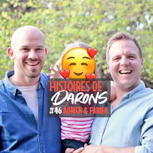 Adrien & Fabien, papas grâce à la GPA