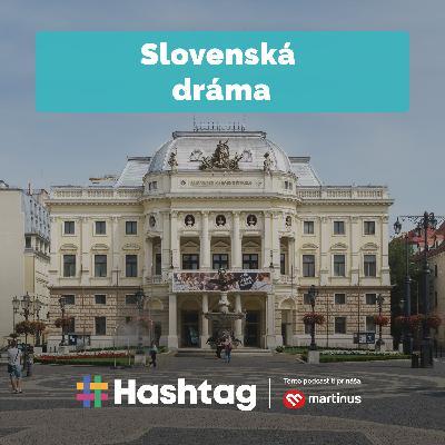 #Literatúra - Slovenská dráma v 19. a začiatkom 20. storočia