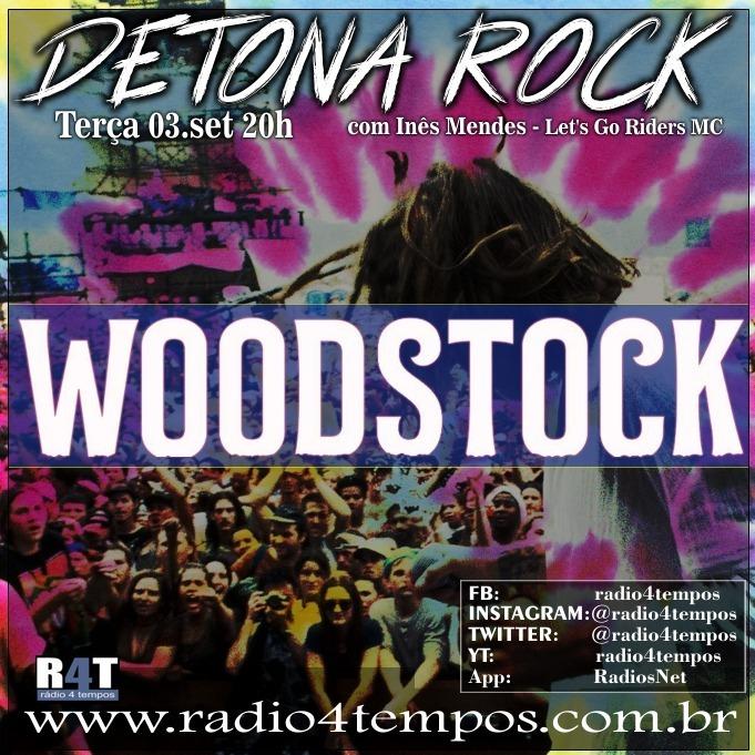 Rádio 4 Tempos - Detona Rock 22:Rádio 4 Tempos