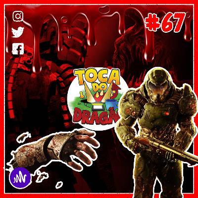 TDD EP#67 | GAMELOG | Jogos Sangrentos (VOL.1)