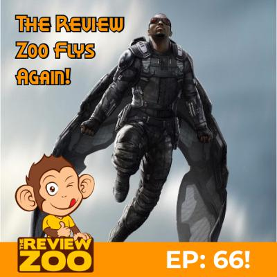 EP 66 - The Review Zoo Flys Again!