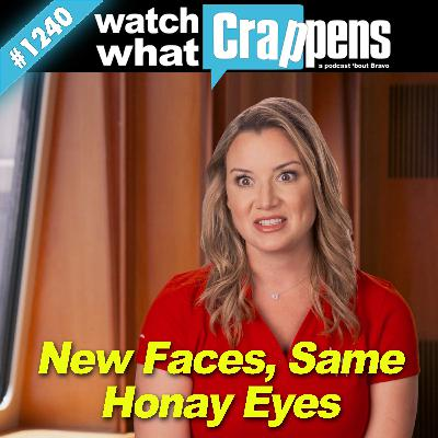 BelowDeckMed: New Faces, Same Honay Eyes