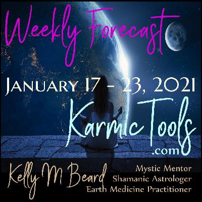 Jan 17 - 23, 2021 KarmicTools Weekly Forecast