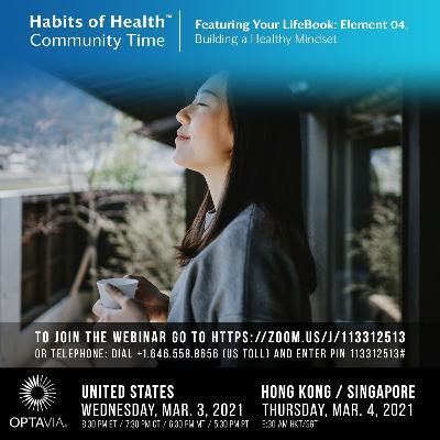 Episode 214: Your LifeBook, Element 04: Building a Healthy Mindset