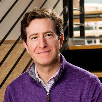 021: Roger Spitz - Professional Futurist & Former Head of Technology M&A at BNP Paribas