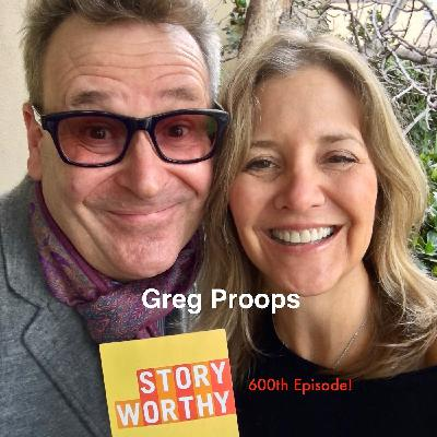 601 - Traveling with Comedian Greg Proops