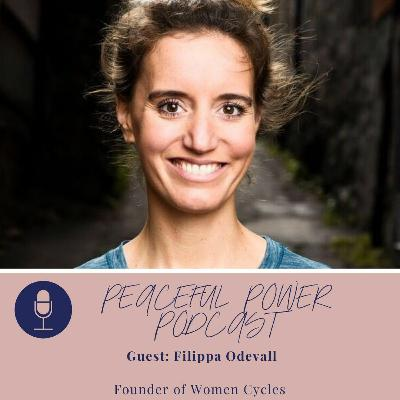 Filippa Odevall of Women Cycles