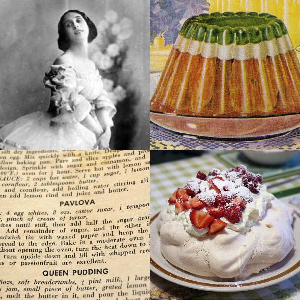 Passionate Pavlovas: National Desserts from A to Z