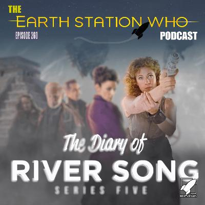 Earth Station Who - The Diary of River Song Series 5