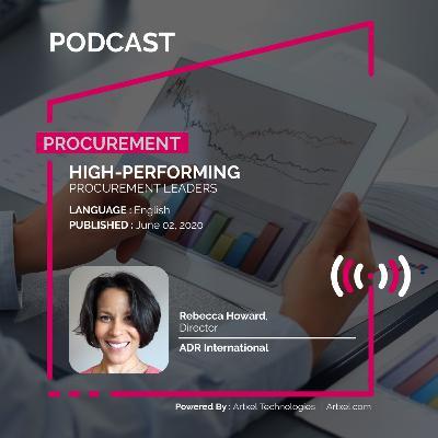 78. High-performing Procurement Leaders