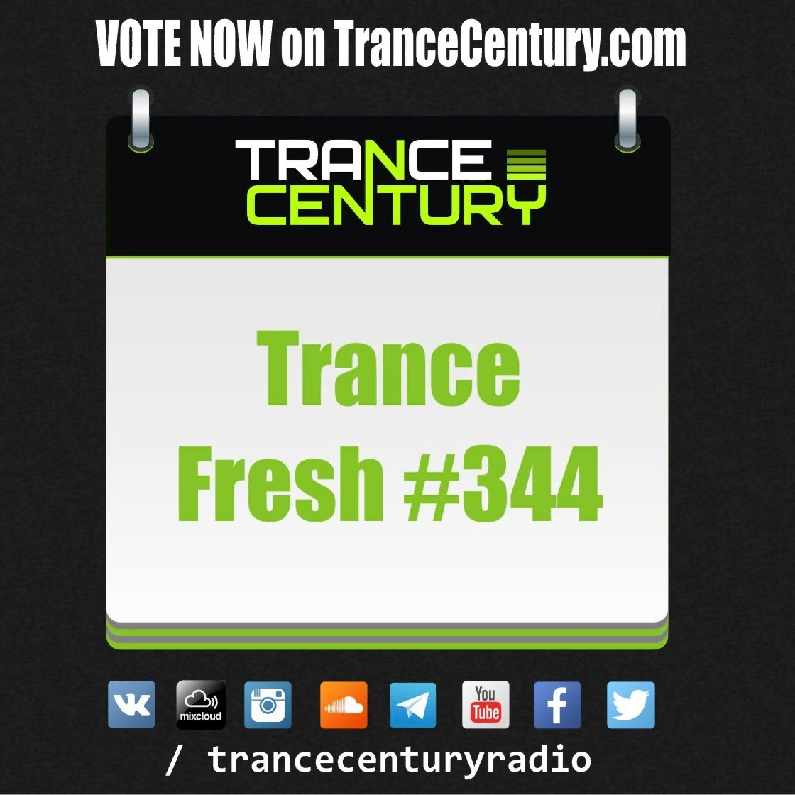 Trance Century Radio - RadioShow #TranceFresh 344