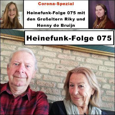 Heinefunk-Folge 075 mit den Großeltern Riky und Henny de Bruijn