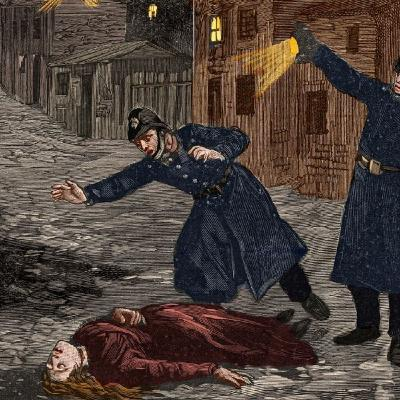 22 | Jack The Ripper Part 2: The Murder of Polly Nichols, Bucks Row