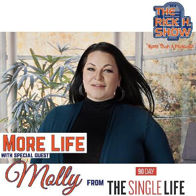 More Life with Molly from Discovey+'s 90 Day The Single Life (Season 7 Episode 12)