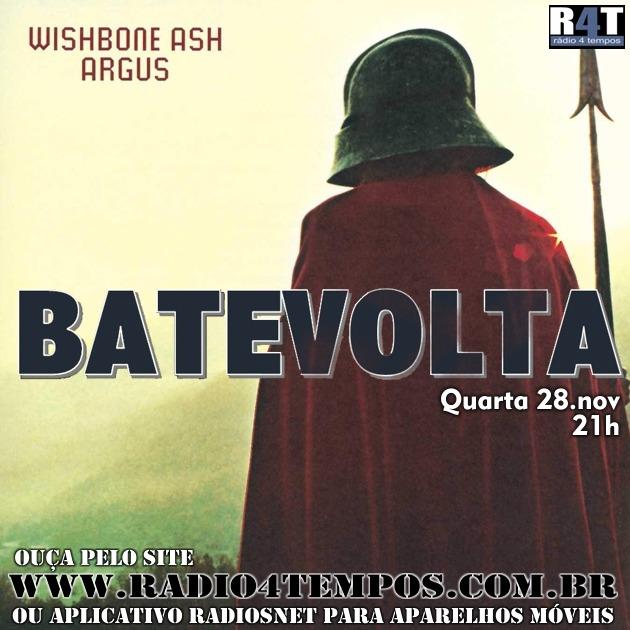 Rádio 4 Tempos - BateVolta 166:Rádio 4 Tempos