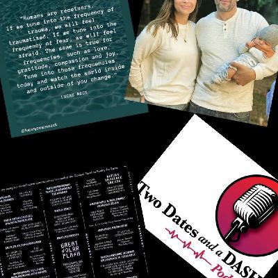 Two Dates and a Dash Podcast Episode 92:  Founder of the Awakened You, Aaron Scotti