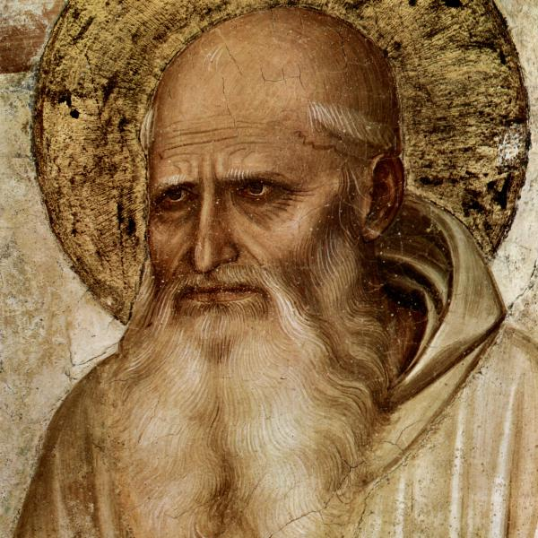 St. Benedict - Ave Maria Hour - Patron Saint Against Poison and Witchcraft