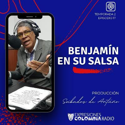EP 48 BENJAMÍN EN SU SALSA