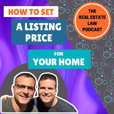 9 - How to Set a Listing Price for Your Home