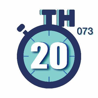Telehealth 20 Podcast - ep 073 - Sarah Haran, DPT