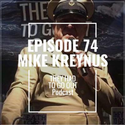 Episode 74: Mike Kreynus - Senior Chief Radioman (Ret) - Cutterman - Intelligence Agent - CPOA