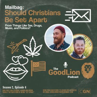 Q&A: Should Christians Be Set Apart From Sex, Drugs, Music, and Politics?