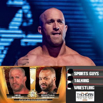 Mike Bennett ROH BITW Jul 7 2021