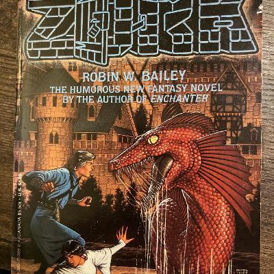 The Lost City of Zork (with Rachael Jones)