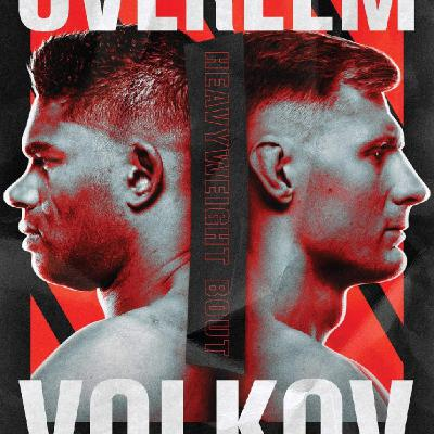Preview Of Ufc On Espn Headlined By Alistair Overeem Vs Alexander Volkov In The Heavyweight Division